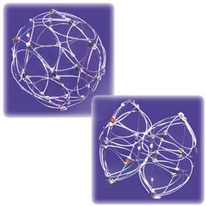 3-D Magic Wire Mandala<br><b><font color=red>10% Online Bargain!</font></b>