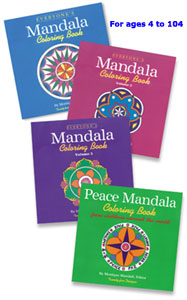 How to order Everyone's Mandala Coloring Book